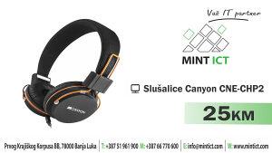 Slušalice CANYON CNE-CHP2