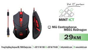 Miš Centrophorus M601 ReDragon