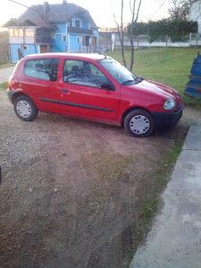 Clio dijelovi 1.2 benzin