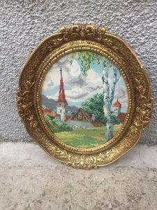 Vilerov goblen - Ljeto (Ručni rad)