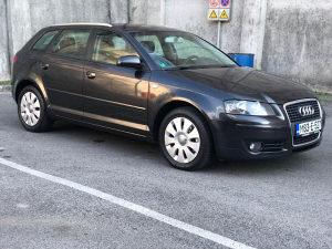 Audi A3 1.9 TDI SPORTBACK TEK UVEZEN I REGISTROVAN