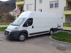 KOMBI PREVOZ Sarajevo 20-30KM 061911511 odvoz selidbe