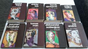 Biblioteka dobitnika Nobelove nagrade - 8 knjiga