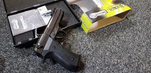 Gasni pištolj Startni pištolj Plinski pištolj Signalni