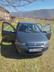 Fiat Punto 1,9 JTD
