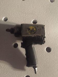 Zračni gedorni pištolj