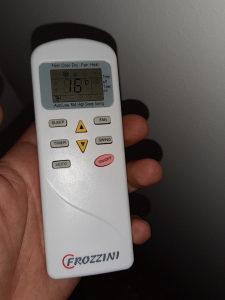 Frozzini klima uredjaji sa ugradnjom
