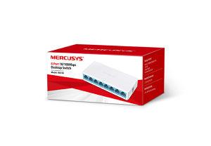 MERCUSYS 8-Port 10/100Mbps