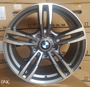 "Alu felge 17"" BMW 5x120"