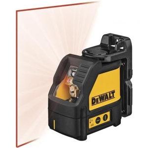 DW088K DEWALT samonivelirajući laser križnolinijski