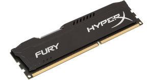 Kingston HyperX Fury 8 GB + I3 Procesor + Matična