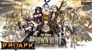 Brown Dust: Accounts, Power Leveling, Items