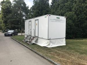 Sanitarna VIP prikolica (wc)