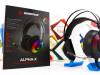 Gaming slušalice Rampage Alpha-X RGB