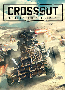 Crossout: Accounts, Power Leveling