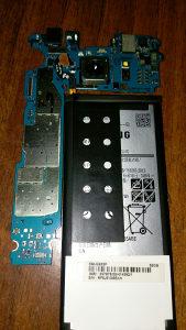 Samsung S7 edge maticna i baterija