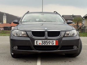BMW 318d e91 Facelift uvoz
