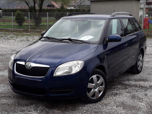 Škoda Fabia 1.4Tdi Uvoz