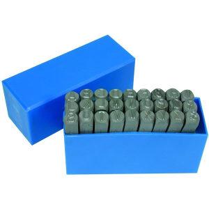 Slova za ukucavanje u metal 6mm