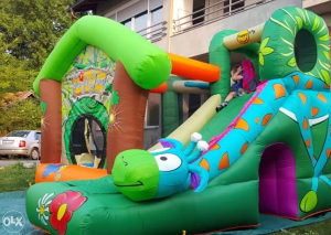 Dječija igraonica, bounce house Happy Hop