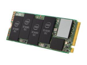 INTEL 500GB 660P M2 PCIe SSD QCL Novo!!!
