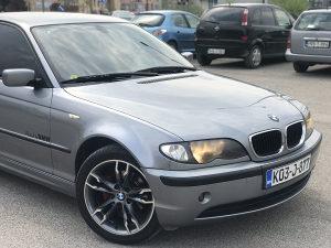 Bmw E46 facelift automatik