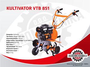 Villager kultivator VTB 851