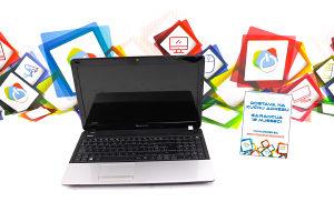 Laptop PackardBell TE11BZ i7; 8GB RAM; SSD; Nvidia