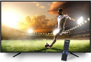 """Vivax Led TV 55"""" 55UHD121T2S2SM 4K Smart 2Yr"""
