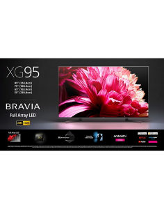 "Sony TV Led 55"" XG95 4K Android X1 Processor 5Yr"