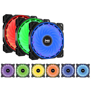 RGB VENTILATOR ZA PC MS