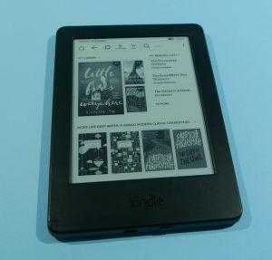 Kindle Touch Basic gen. 7 e-book čitač