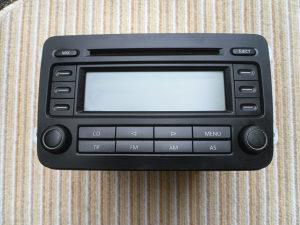 VW RADIO CD MP3 RCD 300