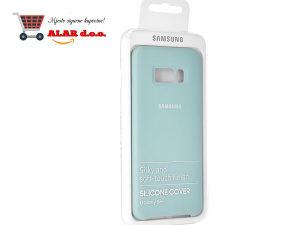 Silikonska futrola za Galaxy S8 , EF-PG955TLEGWW Blue
