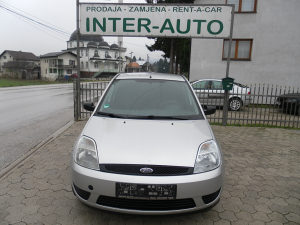 FORD FIESTA 1.4 DIESEL MODEL 2005 RATA: 70 KM