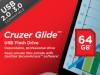 SanDisk Cruzer Glide 64GB USB 3.0