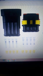 Super Seal Plug 4 pin