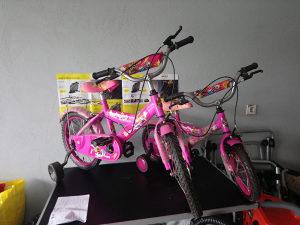 Dječije biciklo za djevojčice