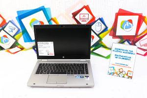 Laptop HP Elitebook 8460p; i5; 8GB DDR3; 320GB HDD; ATI