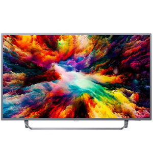 "Philips TV Led 50"" 50PUS7303/12 4K Android Ambilight"
