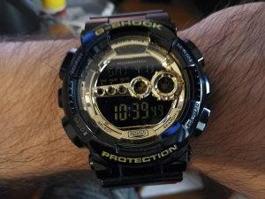 CASIO G-Shock GD-100GB-1