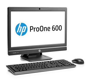 "HP EliteOne 600 G1 AiO Desktop i3-4130 4GB 500GB 21,5"""