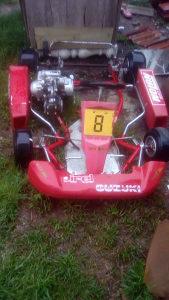 karting formula