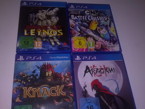 PS4 igre (igre za djecu )
