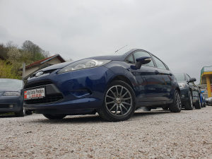 FORD FIESTA 1.4 TDCI *KLIMA*ALU*NEW MODEL 2011*RATA