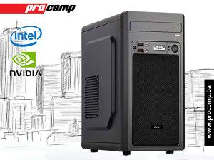 GAMING RAČUNAR FROST i5 2400 Nvidia GTX 1050 Ti