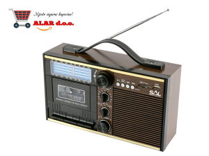 Radio kazete prijemnik, Retro dizajn