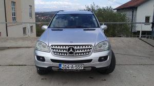 Mercedes ML 320 CDI 4-matic/Xenon/navigacija/automatik