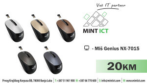Miš Genius NX-7015 - Wireless