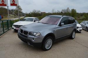 BMW X3 2.0 D xDrive 4x4 Automatik Bi-Xenon Modell 2008